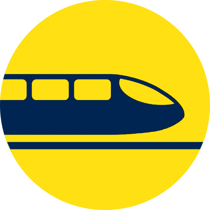 Business Rail Icon