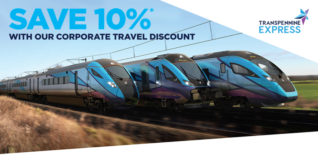 Transpennine Express Corporate Travel Discount