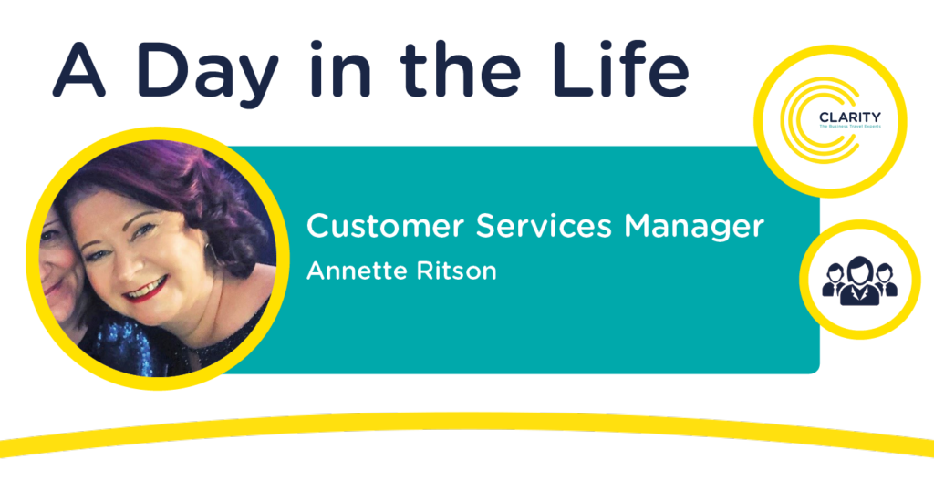 A Day in the Life of our Customer Services Manager